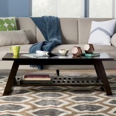 You'll love the Tabitha Coffee Table at Wayfair - Great Deals on all Furniture  products with Free Shipping on most stuff, even the big stuff.