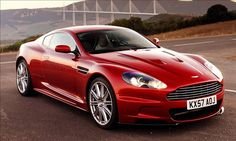 Awesome Aston Martin DBS!