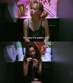 JAJAJAJA xdxdx Best Tv Shows, Best Shows Ever, Movies And Tv Shows, Favorite Tv Shows, Tv Quotes, Movie Quotes, Skins Quotes, Qoutes, Skins Generation 2
