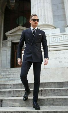 13 dapper formal outfit ideas to look sharp – lifestyle by ps Mens Fashion 2018, Stylish Mens Fashion, Mens Fashion Suits, Mens Suits, Punk Fashion, Lolita Fashion, Fashion Boots, Style Fashion, Fashion Tips