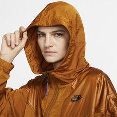 Nike IT Cargo Jacket, Rain Jacket, Nike Jacket, Nike Sportswear, Chevron, Casual Chic, Icon Design, Athlete, Windbreaker