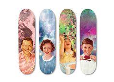 Skateboard Art Images Deck Design Skate 4