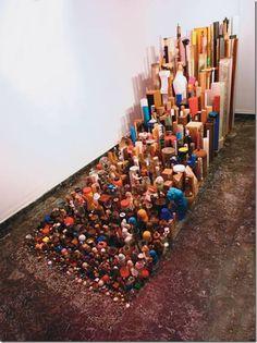 Tony Cragg Untitled, 1985