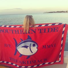 Southern Tide in The Bahamas.