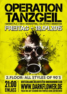 18.09.2015 – (((OPERATION-TANZGEIL))) – DJ Thedi (KiEw / GNM)