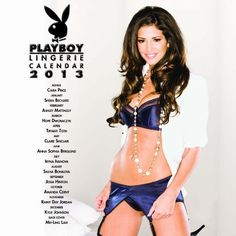 Perfect Timing - Turner 12 X 12 Inches 2013 Playboy Lingerie Wall Calendar (8011331) by Perfect Timing - Turner. $13.23. Enjoy a whole year's worth of sultry playmates, clad in luscious lingerie, from one of the world's most iconic brands. This enticing 2013 calendar features an all-star lineup of Playboy vixens, fully-featured each month in jaw-dropping, poster-size images that will heat up the whole year! A special bonus page with the extra months of September thro...