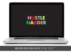 {PRETTY TECH: desktop wallpapers to kick start your year} | The Sweet Escape