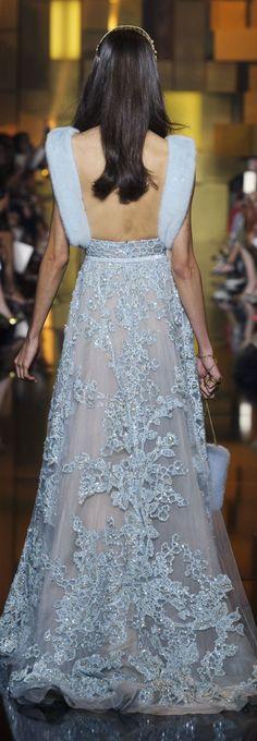 Elie Saab Fashion Moda, Runway Fashion, Fashion Show, Oscar Dresses, Prom Dresses, Long Dresses, Classy Gowns, Elie Saab Couture, Cocktail