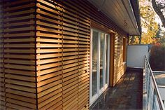 kdjf: Sammlung für Holzfassade