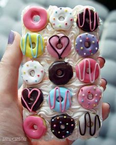 Donuts my new phone cover?  i want it!!