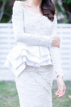 Mia Gown - Mimpikita 2014 Bridal Collection. www.theweddingnotebook.com