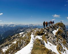Climbing a mountain and standing on top is truly an unforgettable experience! #feelaustria