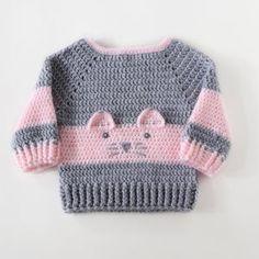 Cardigan Bebe, Crochet Baby Cardigan, Crochet Baby Clothes, Booties Crochet, Crochet Dresses, Crochet Hats, Kids Crochet, Knitted Baby, Crochet Ideas