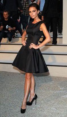 The Perfect little black dress: