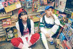 Moonbyul y seulgi   Red Velvet // Mamamoo