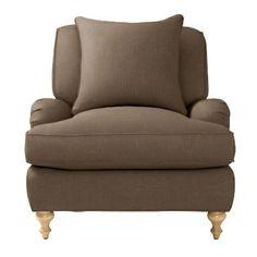 Miramar Chair - Upholstered #serenaandlily