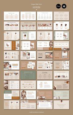 Marketing Presentation, Presentation Layout, Presentation Templates, Simple Powerpoint Templates, Powerpoint Slide Designs, Mise En Page Portfolio, Portfolio Design, Web Design, Page Design