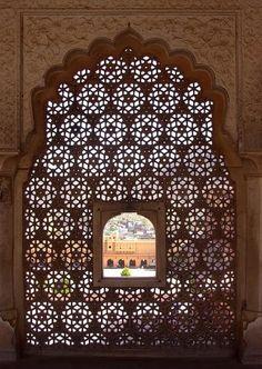 ॐ Amer Fort and Hindu Palace, Rajasthan, India 卐