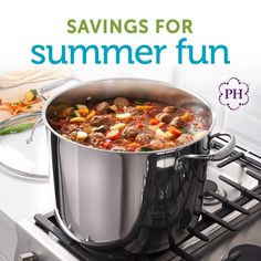 🌞 Savor these #summer #savings ! Save up to 40% on essentials for #CookingHealthy seasonal favorites.