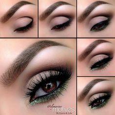 Beautiful Nature makeup