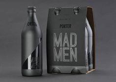 Mad Men Ber Packaging