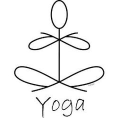 yoga stick figures free - Google Search