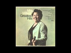 Mrs. Miller - A Hard Days Night - sadly no birdy whistling in this one, but camp as tits all the same.