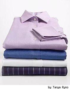 Ironing Button Down Shirts