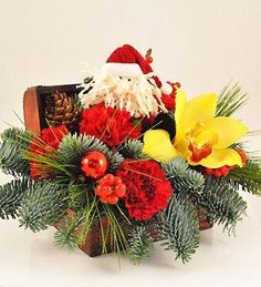 Doar pe www.123flori.ro Christmas Wreaths, Holiday Decor, Home Decor, Decoration Home, Room Decor, Home Interior Design, Home Decoration, Interior Design
