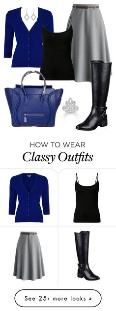 """""""Royal Blue"""" by slashawaybabe on Polyvore featuring Chicwish, Phase Eight, Anna Beck, Thomas Sabo, Liz Claiborne, women's clothing, women's fashion, women, female and woman"""