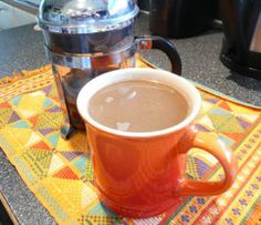 Moroccan Coffee With Six Fragrant Spices. Photo by Mikekey