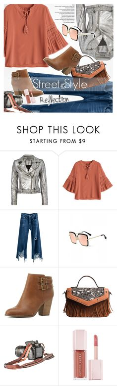 """""""Souther girl"""" by vanjazivadinovic ❤ liked on Polyvore featuring Charlotte Russe, Puma, velvet, polyvoreeditorial and zaful"""