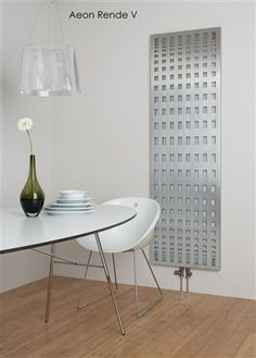 The Aeon Rende designer radiator creates an optical intrigue for your walls. These smooth stainless steel panels are ultra slim and stunningly designed, with echoes of the New York skyline. Prices from Stainless Steel Radiators, Stainless Steel Panels, Bathroom Radiators, Electric Radiators, Radiator Valves, Designer Radiator, Electric Fires, Entrance Ways, Decoration