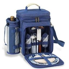 Aegean Picnic Cooler For Two