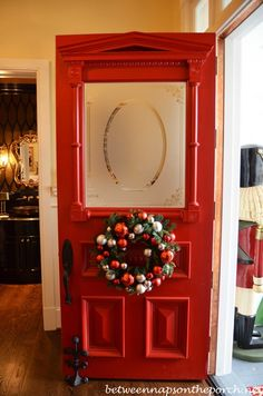 Best Front Doors For Homes | You're not going to see this in the entry floor of most homes. It ...