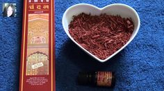 I can't Witch without... Red Sandalwood