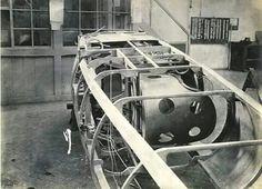 Flugzeugbau bei Oefag, Alb. D III