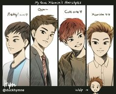 I like all of them^^