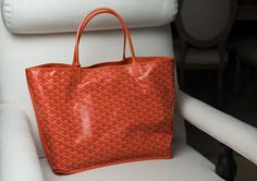 Introducing the Goyard Anjou Tote - PurseBlog
