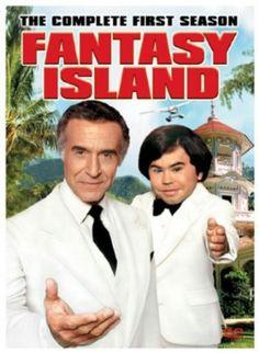 Fantasy island...da plane..da plane!