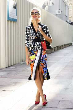 How to mix prints and patterns, cute summer outfit ideas, stripes + leopard print, how to style stripes, how to style leopard print, pattern mixing ideas, how to mix patterns in an outfit, street style, fashion blogger style