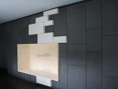 Geometric Storage & Shelving - Filip Janssens