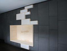 Geometric Storage & Shelving - Filip Janssens