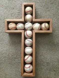 Baseball cross