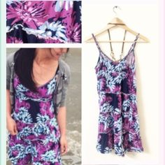floral dress Super pretty and chic Dresses Midi