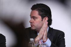 Aurelio Nuño, jefe de la Oficina de la Presidencia. Foto: Benjamin Flores