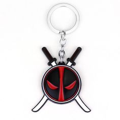 Like and Share if you want this  2 Styles New Deadpool keychain Dead Pool Logo Marvel Comics Alloy Metal Key chain ring key holder Movie Jewelry Souvenirs     Tag a friend who would love this!     FREE Shipping Worldwide     Get it here ---> http://letsnerdout.com/2-styles-new-deadpool-keychain-dead-pool-logo-marvel-comics-alloy-metal-key-chain-ring-key-holder-movie-jewelry-souvenirs/
