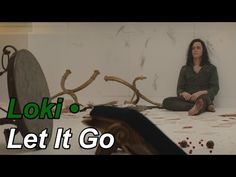 Hahaha! Not even sorry. This is just too perfect not to repin. Loki's 'Let It Go' from Frozen. You know you need to watch this.