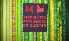 Birdblocks, Amsterdam.  Wonderful quilt shop!