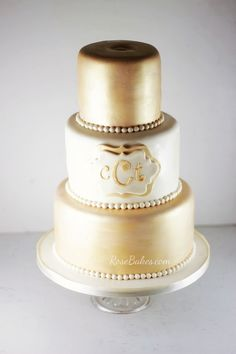 Gold and Cream 60th